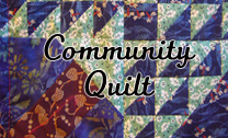 LA Ladies Community Quilt