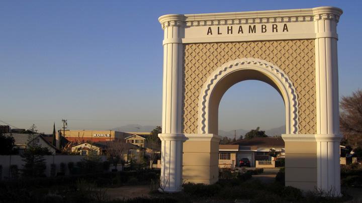 city alhambra